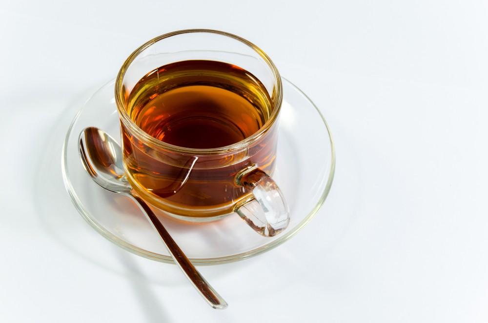 Herbata z łyżeczką