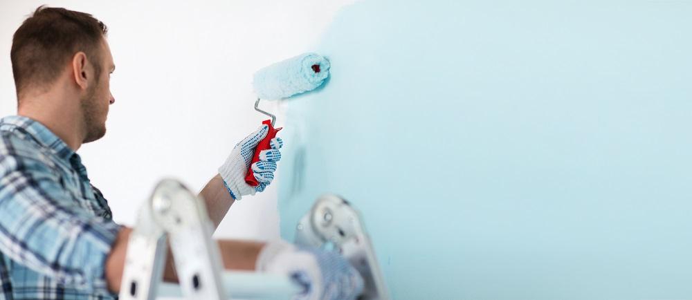 Typowe błędy podczas malowania ścian