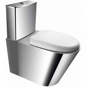 Toaleta ze stali nierdzewnej