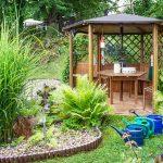 Elementy pięknego ogrodu