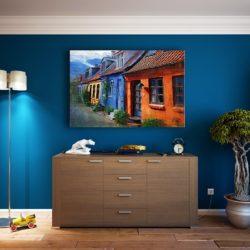 Jak dobrać kolory ścian do mebli?